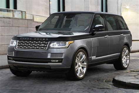 land rover suv price 2016 land rover range rover pricing for sale edmunds