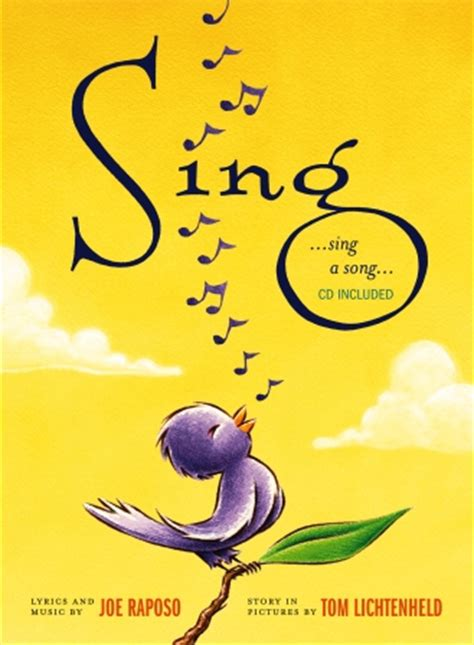 From Book To Song by Sing In Singable Picture Books Original Song By Joe