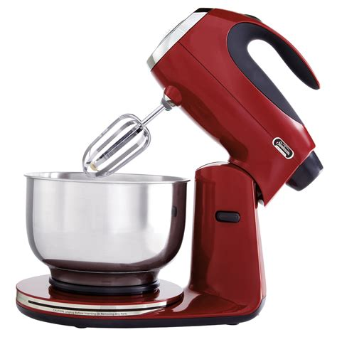 Mixer Crimson sunbeam 174 heritage series 174 stand mixer