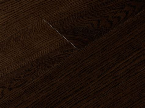 dark chocolate brushed and oiled oak coswick hardwood floors