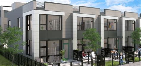 Contemporary Home Floor Plans 450 W Oak Basecamp River North Modern Chicago Homes