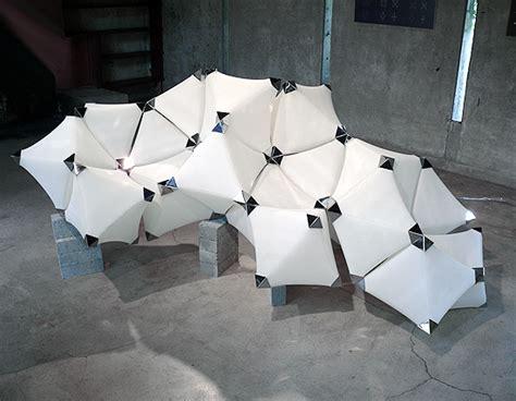 geometric pattern used in computer models kristina schinegger and stefan rutzinger breeze