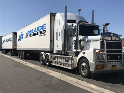 Adelaide Refrigerated Transport - personalized service adelaide refrigerated pty ltd