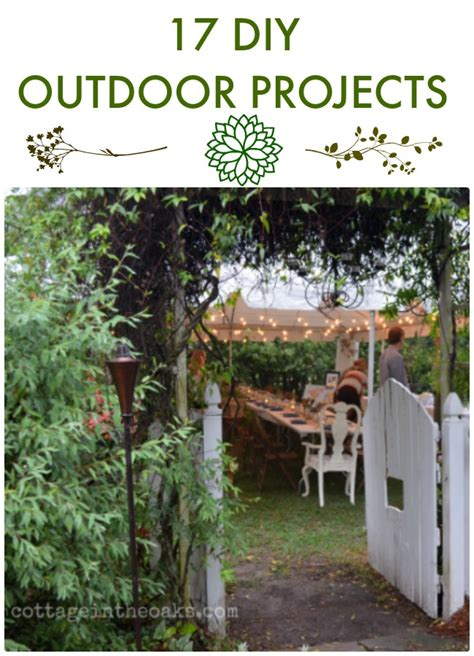 200 best images about outdoor diy projects on pinterest gardens hot tub privacy and pvc pipes great ideas 17 diy outdoor projects