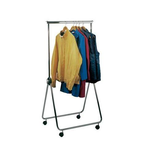 stand porta abiti stand porta abiti pieghevole 110 manutan italia