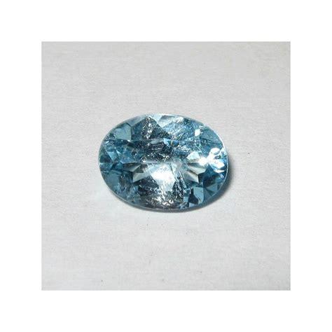 Batu Blue Topaz 4 50 Karat batu permata topaz light blue 1 50 carat kualitas lumayan