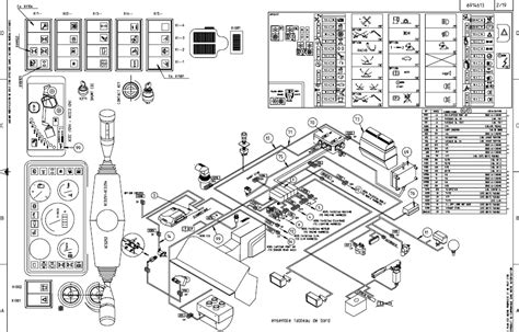 electrical wiring diagram bobcat 753 get free image