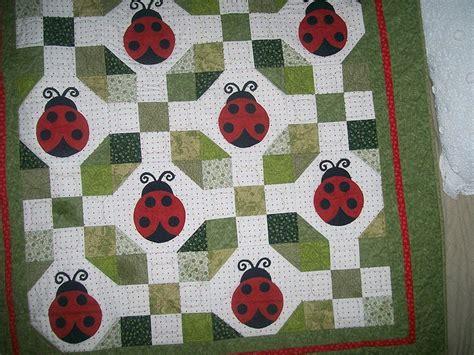 Ladybug Quilt by Ladybug Quilt Baby Ideas
