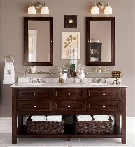 double bathroom vanity ideas moved permanently