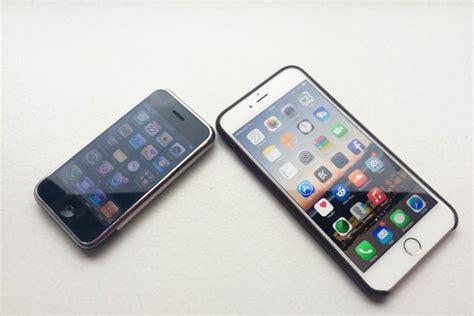 Iphone 6 Plus Original original iphone vs iphone 6 plus what a difference 7