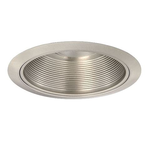 6 Recessed Lighting by 6 Quot Recessed Lighting Par 30 R 30 Satin Metal Stepped