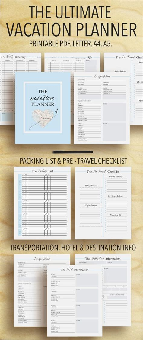 business trip itinerary office templates