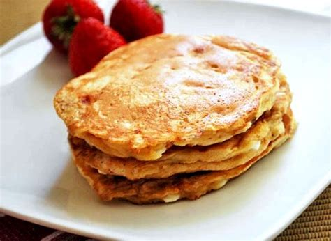 low cottage cheese recipes cottage cheese pancake recipe low carb