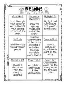 tic tac toe menu template 25 best ideas about story elements activities on