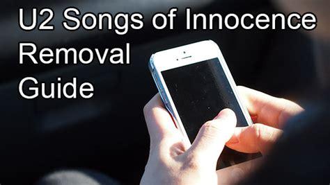 bbc news apple releases u2 album removal tool remove u2 album songs of innocence from itunes iphones