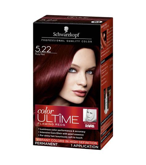 Harga Schwarzkopf Hair Colour ruby hair dye schwarzkopf search girliegirl
