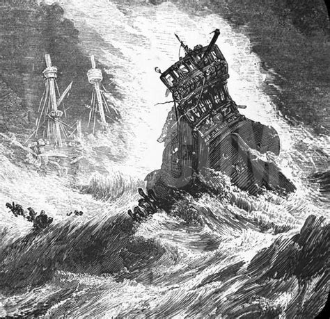 Sinking Of The Armada the armada