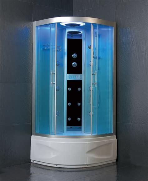 steam shower cubicles corner steam shower