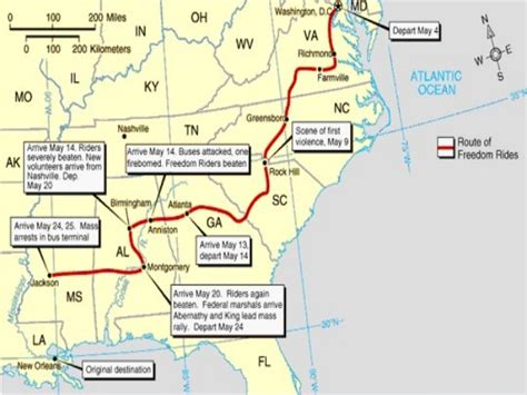 american movement map answers unit 7 civil rights