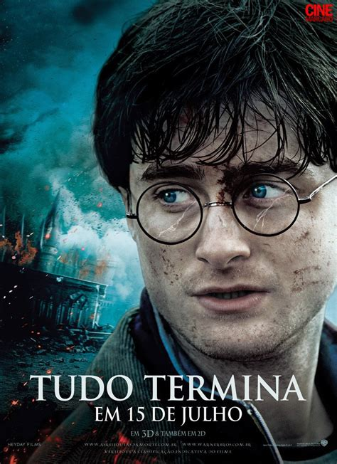 daniel radcliffe harry potter deathly hallows part 2 deathly hallows part 2 poster daniel radcliffe photo