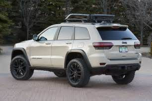 jeep grand ecodiesel trail warrior concept vehicle