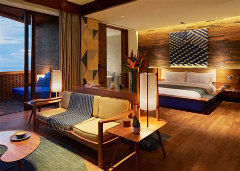 design interior bali katamama hotel showcases bali s crafts materials and