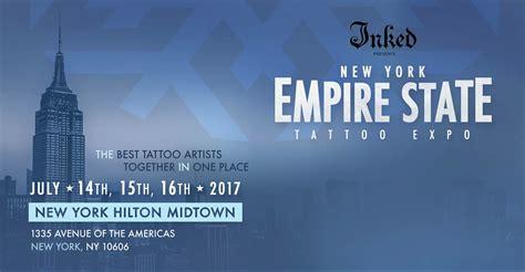 empire state tattoo empire state expo 2017 tattoos eduardo fernandes
