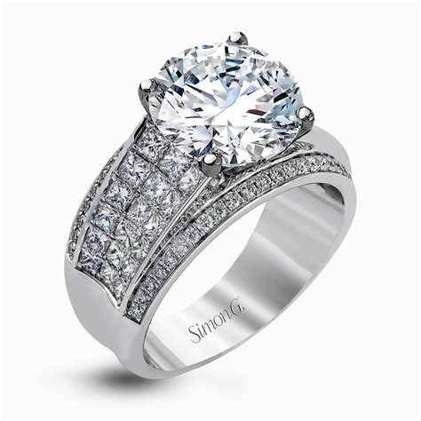 Engagement Rings With Wedding Bands by Designer Engagement Rings And Custom Bridal Sets Simon G