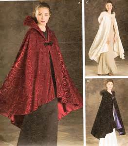 cape designs the gallery for gt crochet hooded cloak pattern