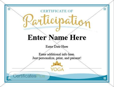 gift card template yoga studio vector photo bigstock