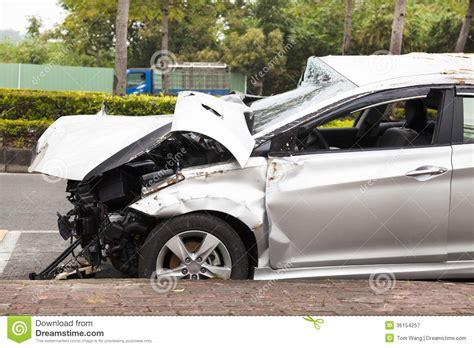 Wrecked Car Accident Stock Image   CartoonDealer.com #44946829