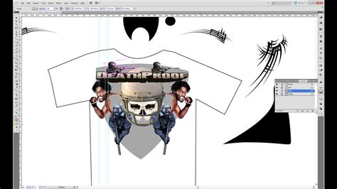 tutorial illustrator t shirt design ai 103 video tut texturing vector illustrations