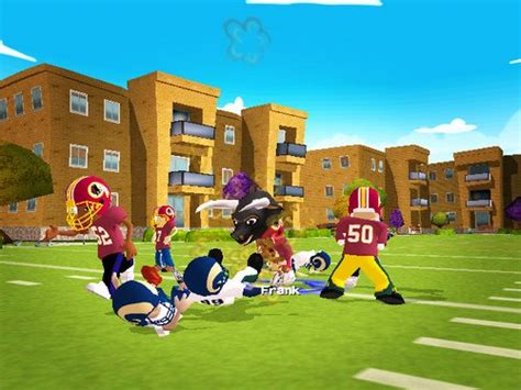 wii backyard football backyard football 2010 nintendo wii software