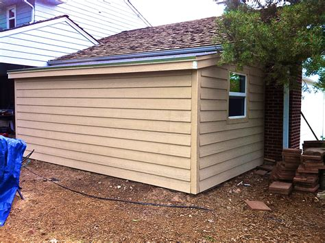 Attaching A Shed To A House by How To Build A Storage Shed Attached To Your Home Jim Cardon Customs