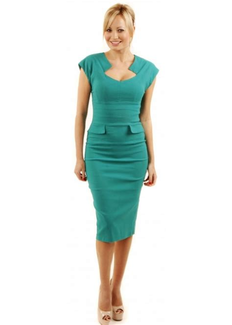Dress Harvard the pretty dress company harvard dress green pencil