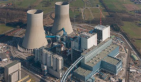 acid accident delays rwe coal fired power plant power