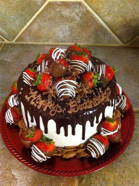 Chocolate Covered Strawberry Decorating Ideas by Chocolate Covered Strawberries Birthday Cake Cakes And Crafts Wedding Birthdays