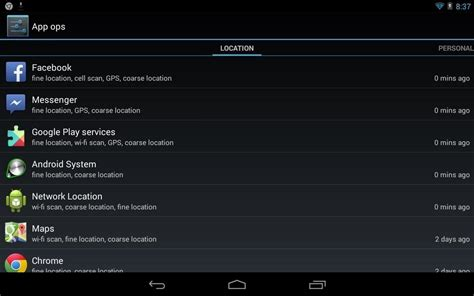 android privacy android 4 4 2 update removes app ops privacy feature here s how to get it back 171 android