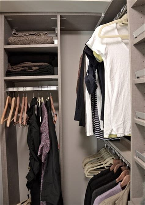 organizing a small walk in closet gemstone house ideas