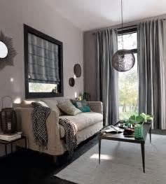 couleur rideau salon gris 2