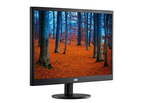 Monitor Led Aoc E970swn monitor 18 5 quot aoc e970swn led widescreen xtremetecpc