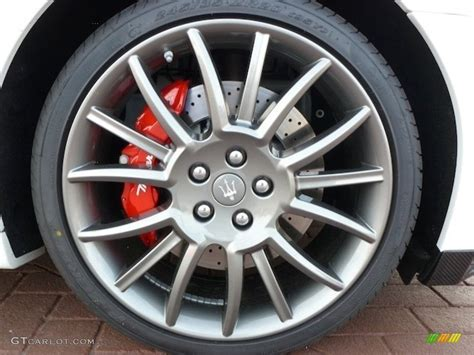 2012 Maserati Granturismo S Automatic 20 Quot Trident Alloy