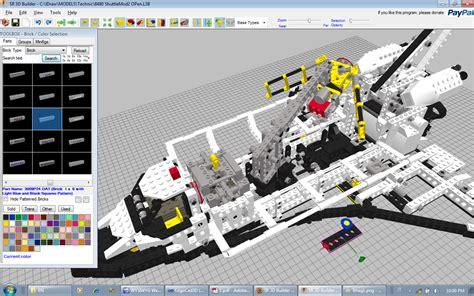 Design Builder Application | help with lego software lego digital designer and other