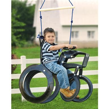 tractor swing tractor tire swing 188529 toys at sportsman s guide