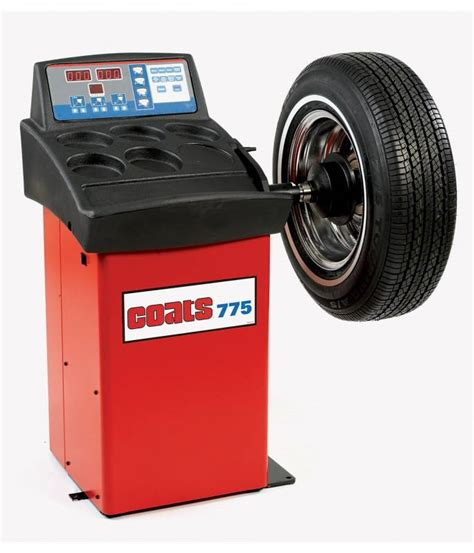 tyre balance ammco coats 775 wheel balancer tire machine coats 85007775