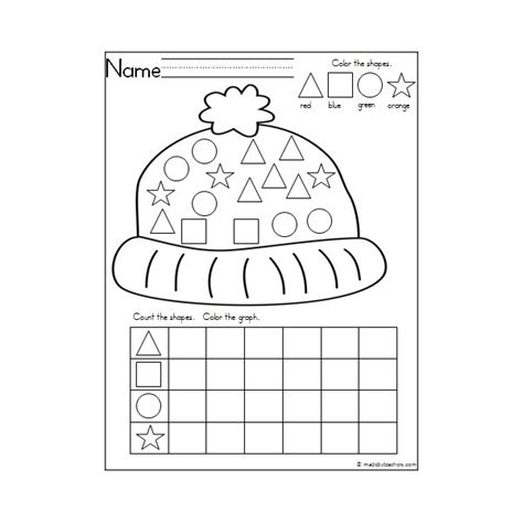 winter coloring book f cking winter swear word coloring book f cking seasons swear word coloring books for adults volume 1 books this is a winter hat theme graphing shapes activity for