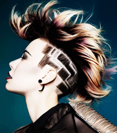 hair cut patterns at the back and side 17 side undercut hairstyle designs clipper patterns