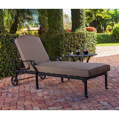 Patio Furniture Rock Ar by Castle Rock Chaise Lounge El Dorado Furniture