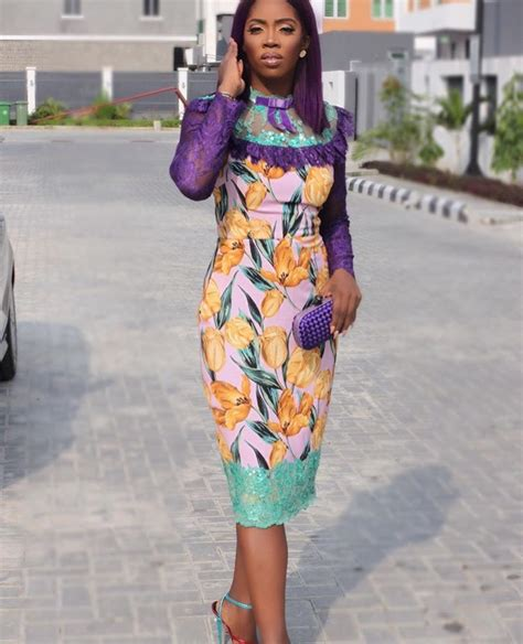 differrent ankara styles from acctresses see lovely aso ebi styles from the celebrities inside toke