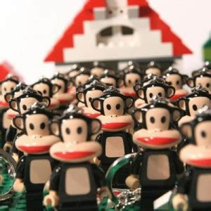 Lego Make By Paul Frank by Julius For Lego Mixtus